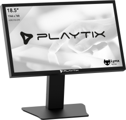 MONITOR TOUCH SCREEN CAPACITIVO MULTITOQUE 18.5'' LYNX WAVE