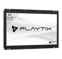 """MONITOR TOUCH SCREEN OPEN FRAME CAPACITIVO MULTITOQUE 23"""" SPIDER WAVE"""